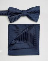 Selected Tie & Pocket Square Set