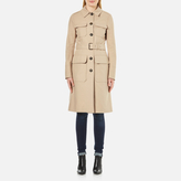 Belstaff Women's Allonby Trench Coat Light Beige