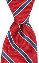 """Class Club 50"""" Wide Stripe Tie"""