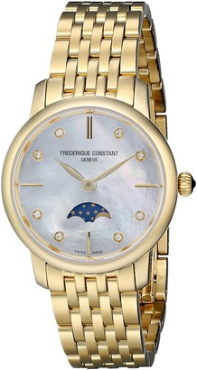Frederique Constant Womens Watch - FC206MPWD1S5B