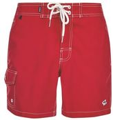 Burton Mens Red Board Swim Shorts