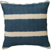 OKA Bohlam Cushion Cover - Red/Dark Blue