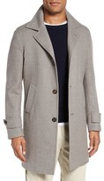 Eleventy Men's Virgin Wool Overcoat