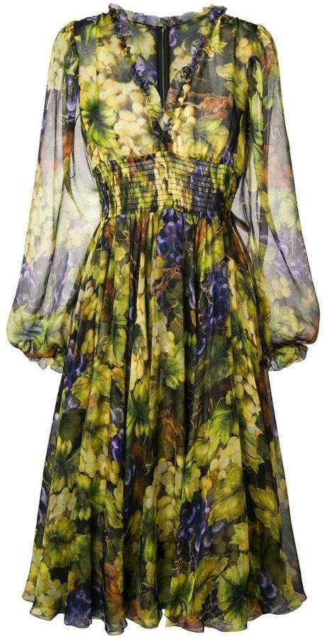 Dolce & Gabbana empire line dress