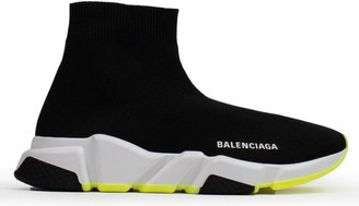 Balenciaga Speed Fluo Yellow Trainers