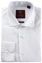 James Tattersall Cotton Buttoned Dress Shirt