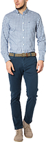 Dockers New Bic Mist Wash Stretch Twill Slim Tapered Chinos, Moonlit Ocean