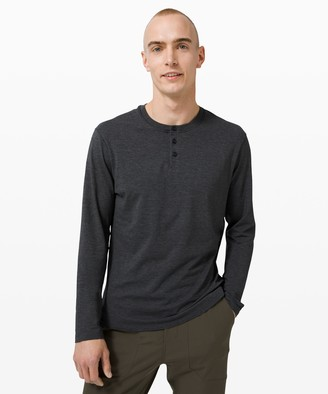 Lululemon 5 Year Basic Long Sleeve Henley