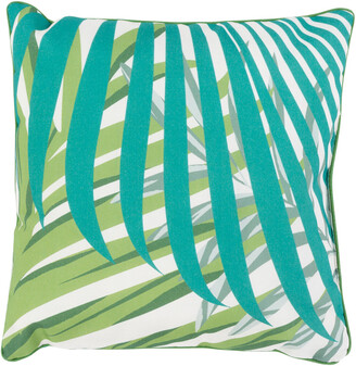 Surya Ulani Woven Outdoor Pillow