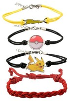 Pokemon Army Party Bracelet Set