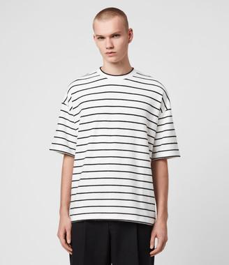 AllSaints Tobias Short Sleeve Crew T-Shirt