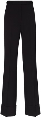Lemaire High-Waisted Straight Leg Trousers