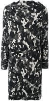 Norma Kamali camouflage print dress - women - Polyester/Spandex/Elastane - L