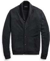 Polo Ralph Lauren Merino Wool Shawl Cardigan