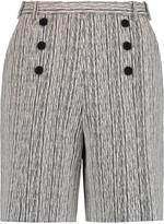 Carven Jacquard shorts