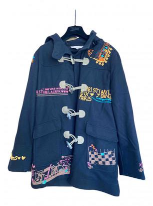 Christian Lacroix Black Wool Coats