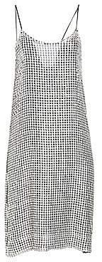 Dodo Bar Or Women's Etta Sequin Slip Dress
