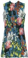 Marni Floral Loose Dress