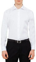 Eton Herringbone Shirt Slim Fit
