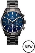 Accurist ACCURISRT GENTS GIN METAL CHRONOGRAPH WATCH