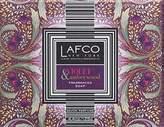 Lafco Inc. Present Perfect Moisture Rich Soap, Violet & Amber Wood, 4.4 Oz