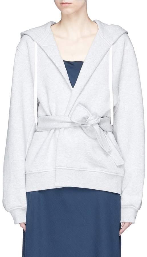 Alexander Wang Wrap hoodie