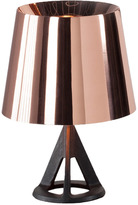 Tom Dixon Base Copper Table Lamp