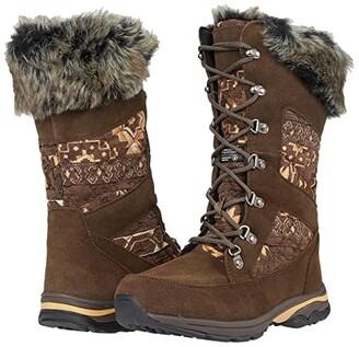 Propet Peri (Black Quilt) Women's Boots