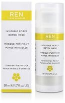 REN NEW Invisible Pores Detox Mask (For Combination to Oily Skin) 50ml Womens
