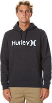 Hurley Surf Club One And Only Mens Pop Fleece Black