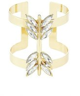 Charlotte Russe Embellished Caged Cuff Bracelet