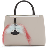 Fendi Grey Petite 2jours Bag