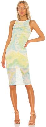 Lovers + Friends Harriet Midi Dress