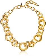 Kenneth Jay Lane Chain Link Necklace, 22""