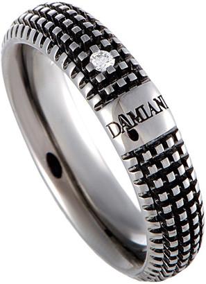 Damiani 18K Diamond Ring