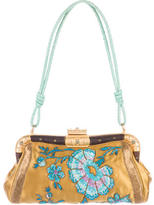 Valentino Satin Evening Bag