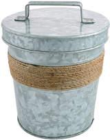 Cambridge Silversmiths Shiloh Galvanized Ice Bucket