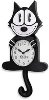 Bed Bath & Beyond Felix The Cat 3-D Motion Wall Clock