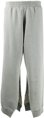 MM6 MAISON MARGIELA Slit Detailed Track Pants