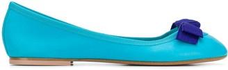Anna Baiguera Bow Ballerina Shoes
