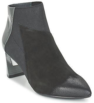 United Nude ZINK MID women's Low Boots in Black