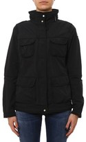 Parajumpers Women's Black Polyamide Outerwear Jacket.