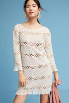 Tracy Reese Laced & Beaded Dress