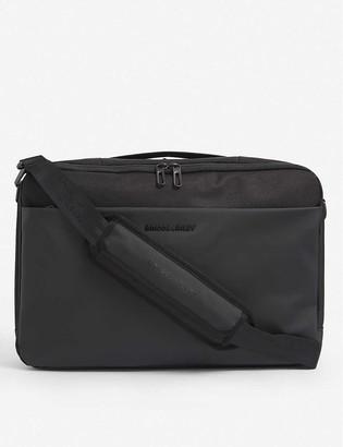Briggs & Riley Delve convertible woven backpack briefcase