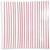 Vietri Red Stripe Square Platter