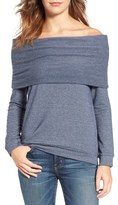 Splendid Bay Park French Terry Pullover