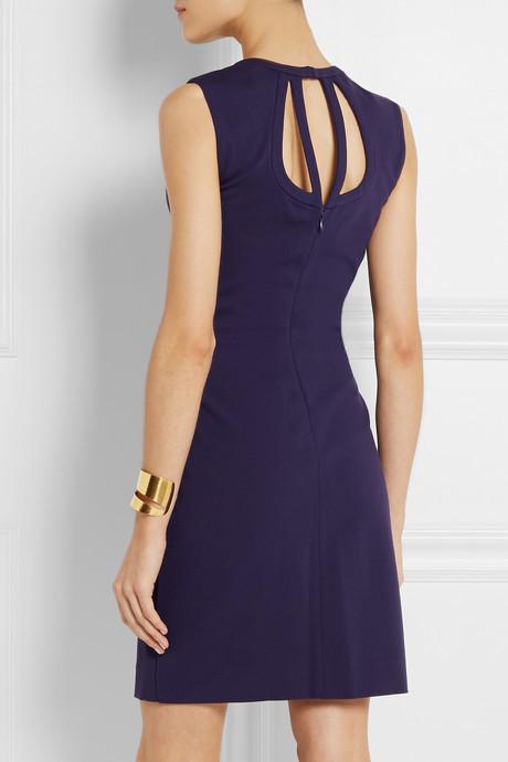 Diane von Furstenberg Amy cutout stretch-jersey dress