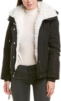 Tahari Plush Jacket