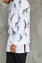 Forever 21 Giraffe Graphic Sweatshirt