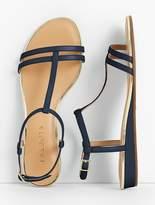 Talbots Daisy Nappa Sandals